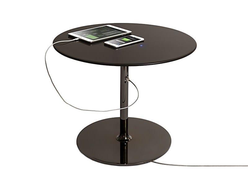 Round Betacryl® coffee table ONN by Saba Italia
