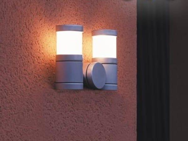 Metal Outdoor Wall Lamp Onyx Bis