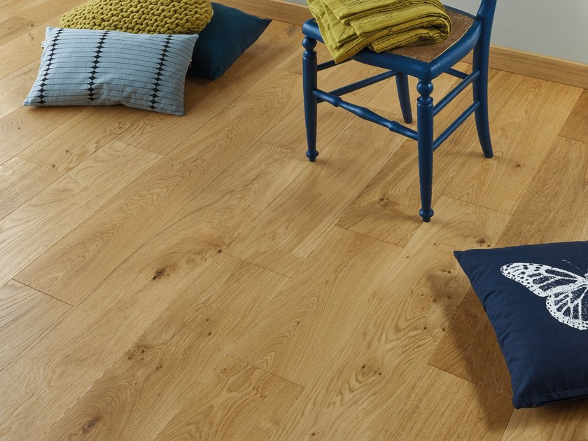 Engineered Wood Floor French Oak Authentic Opale Diva 184 By Panaget