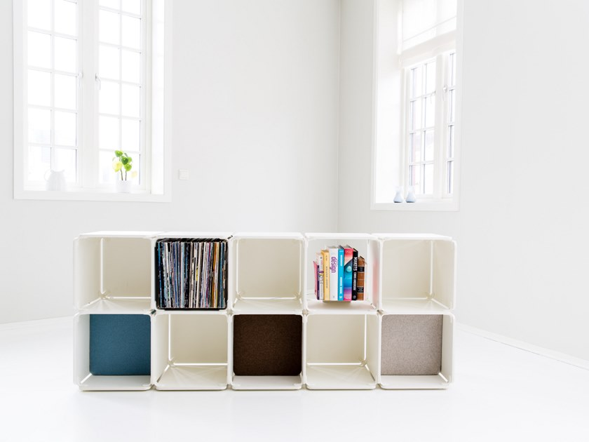 Bookcase / sideboard OPE - SIDEBOARD by Ope