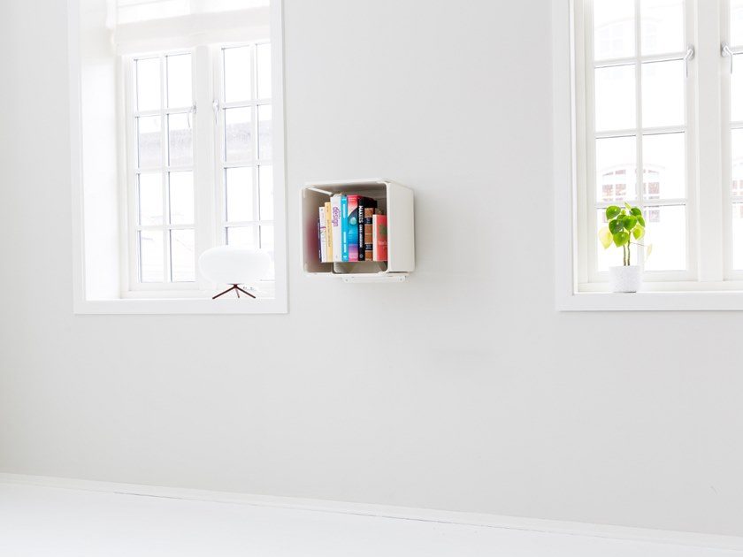 Open wall cabinet OPE SINGLE SPACE by Ope