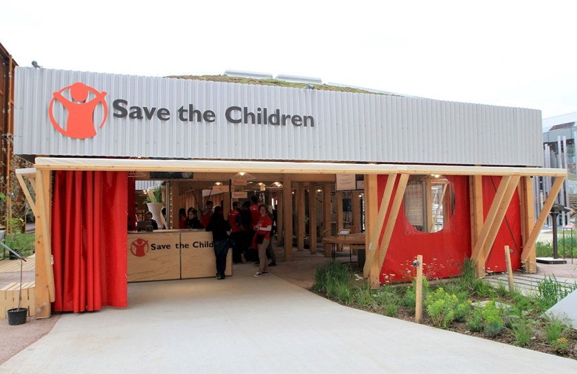 OPENBIND Padiglione Save The Children - Expo 2015