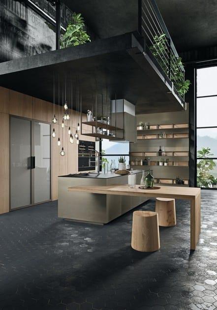 OPERA | Küche ohne Griffe By Snaidero