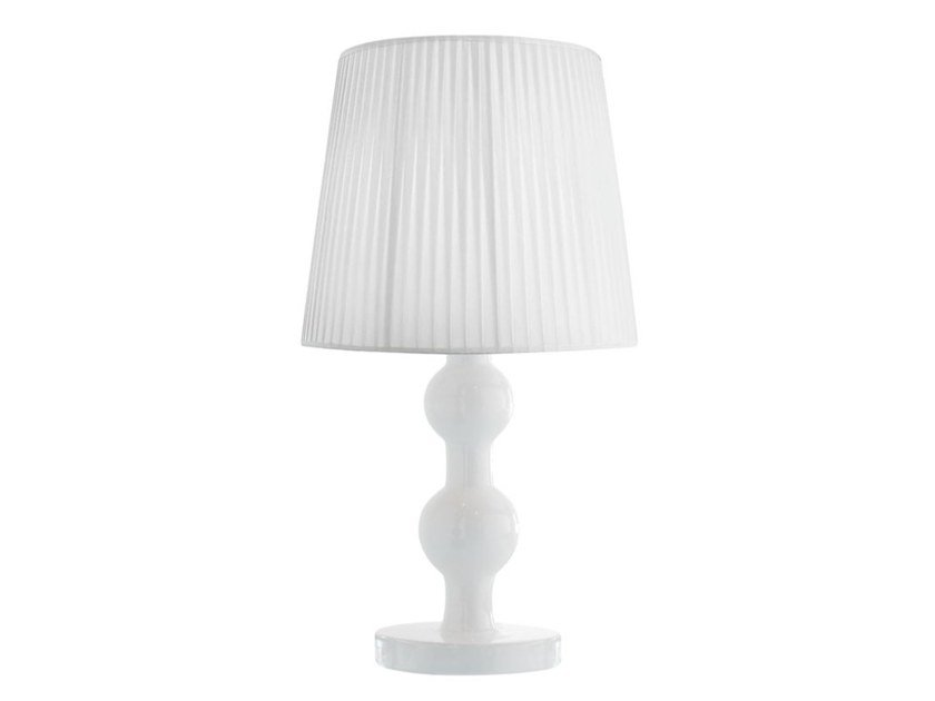 Fabric table lamp OPERA | Table lamp by Adriani e Rossi edizioni