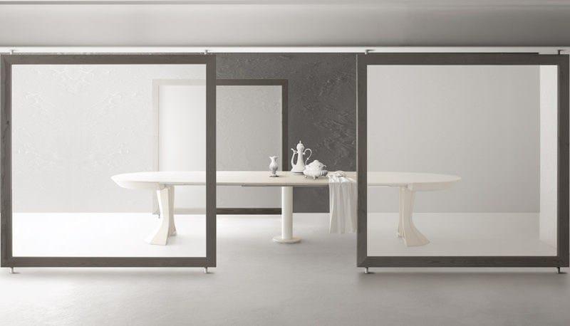 OPERA   Tavolo allungabile By Bauline design Enzo Berti