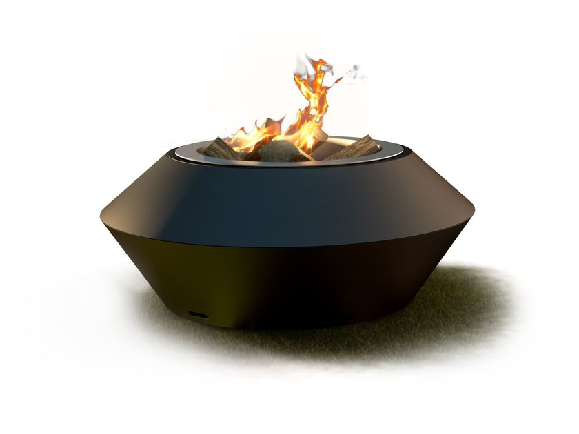 Steel fire baskets OPERETTA by GlammFire