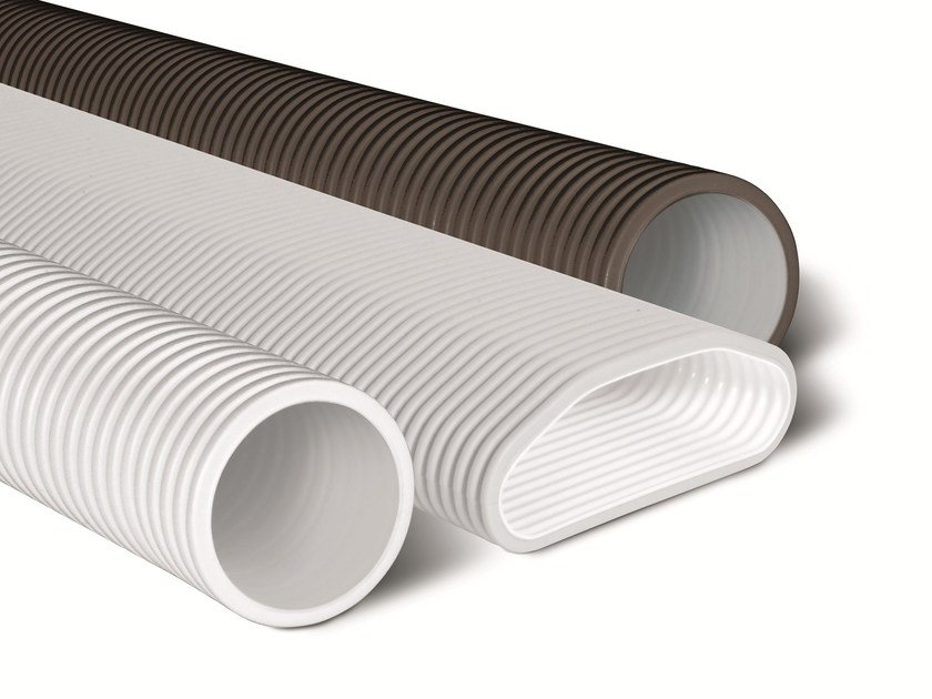 Channel and conduit for air conditioning system OPTIFLEX by ALDES