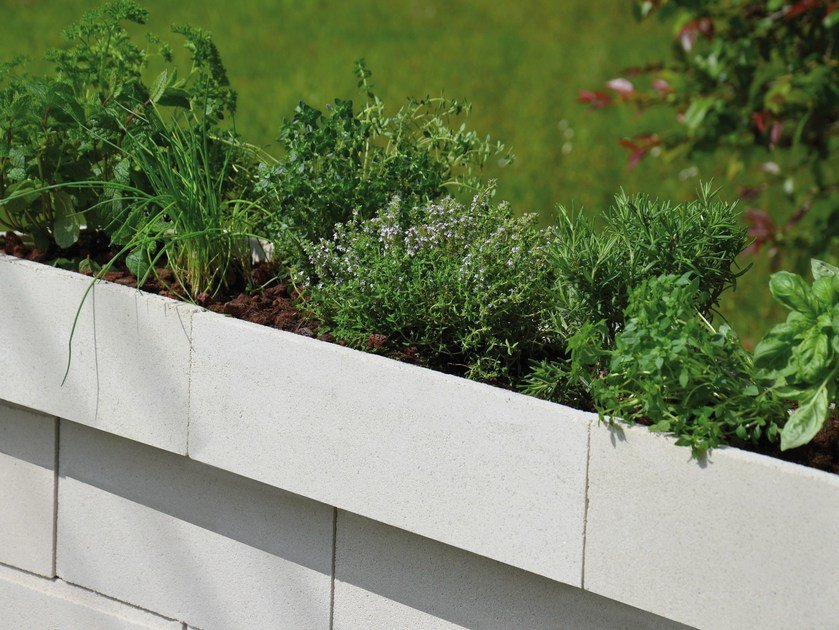 Wall coping OPTIGARDEN® | Wall coping by Weser