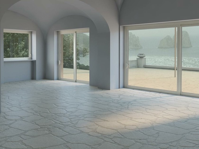 Pavimento In Pietra Naturale Per Interni : Per i pavimenti meglio la pietra naturale o la ceramica