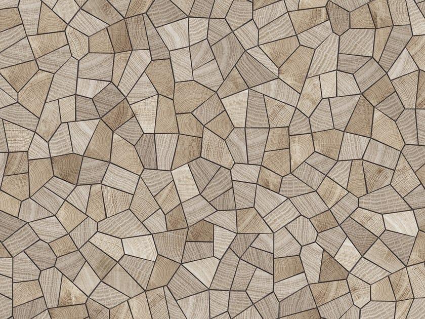 Oak wall/floor tiles OPUS NATURAL by OSCARONO