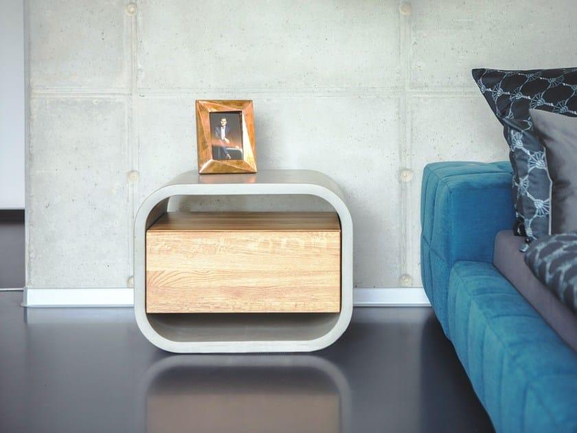 Bedside table OPUS SECRETO | Bedside table by CO33