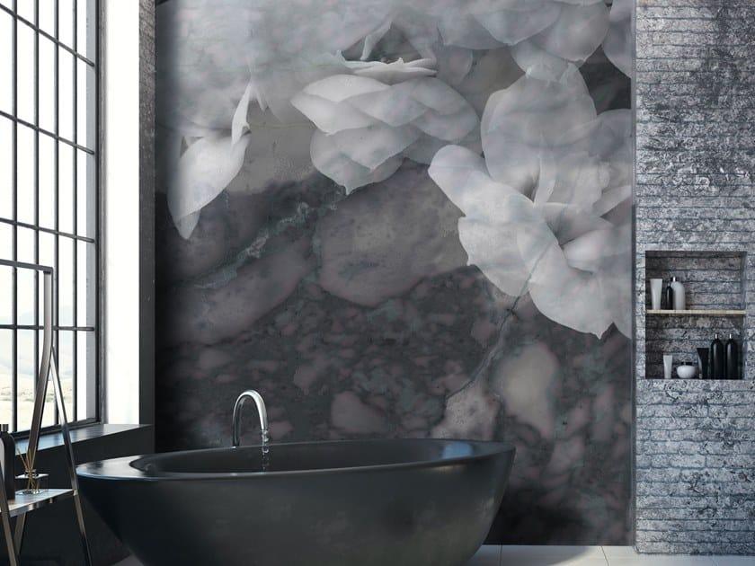 Nonwoven wallpaper OPUS by Tecnografica