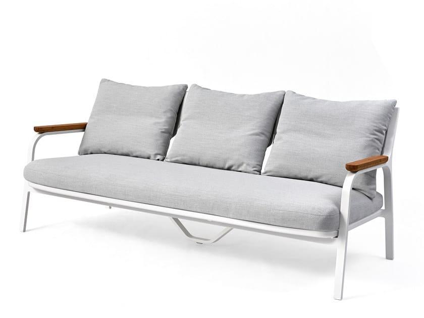 3 seater garden sofa ORACLE | 3 seater garden sofa by Kun Design