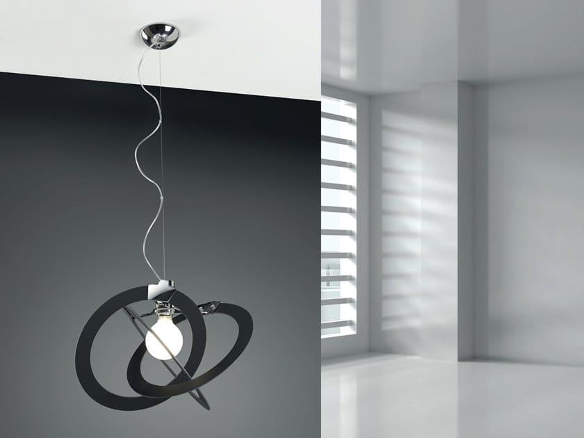 Crystal pendant lamp ORBIT   Pendant lamp by Cattaneo