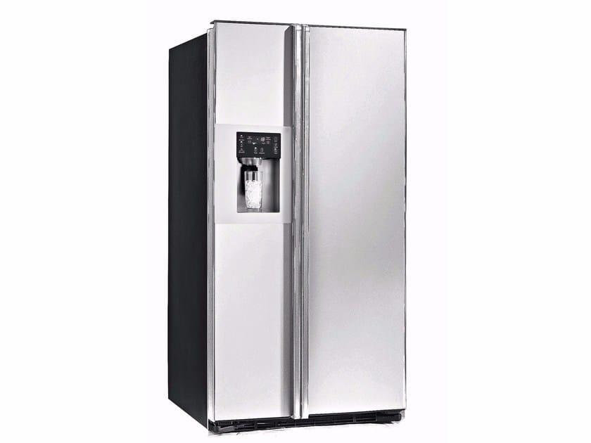 Kühlschrank Amerikanischer Stil : Side by side kühlschrank der große kühle