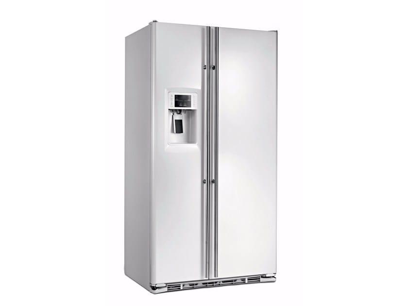 Kühlschrank No Frost Schwarz : Amerikanischer no frost kühlschrank mit eisspender klasse a ore