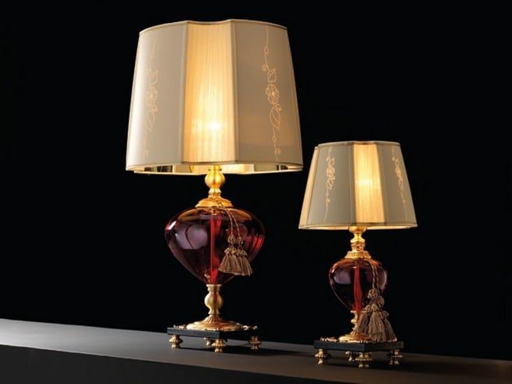 Table lamp ORFEO LG+LP by Euroluce Lampadari