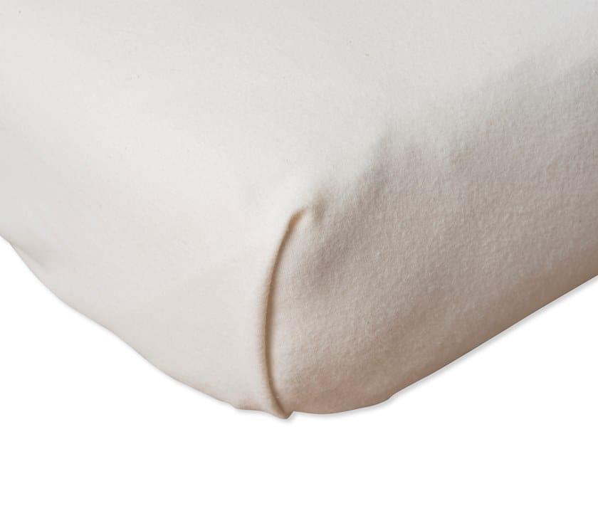Lenzuola a tinta unita in cotone ORGANIC BRUSHED COTTON by Naturalmat