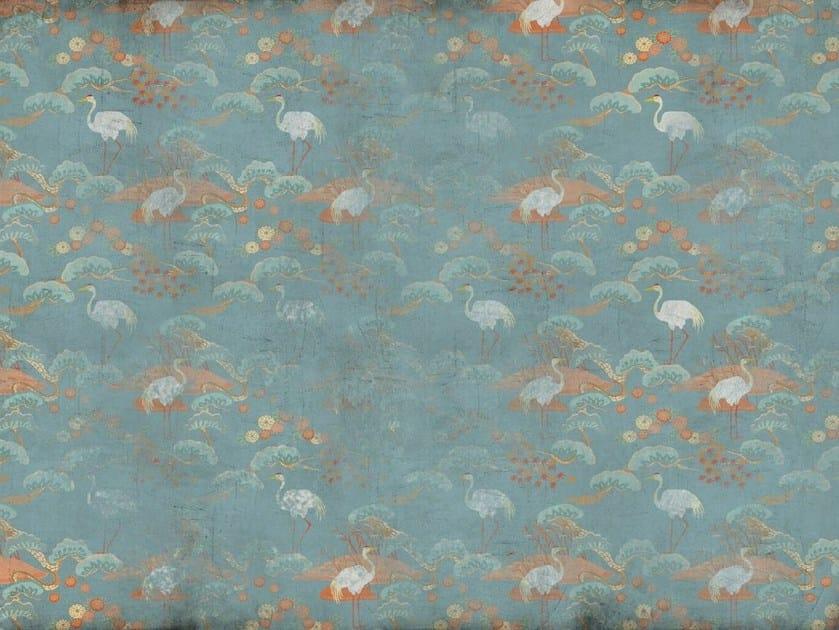 Fiberglass textile wallpaper ORI-03 by MOMENTI