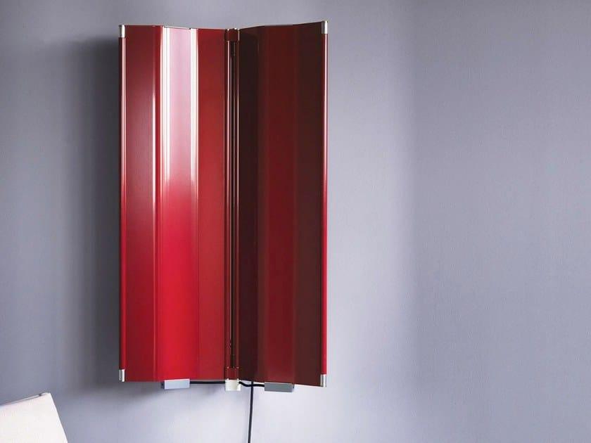Modular wall-mounted towel warmer ORIGAMI | Wall-mounted decorative radiator by Tubes Radiatori