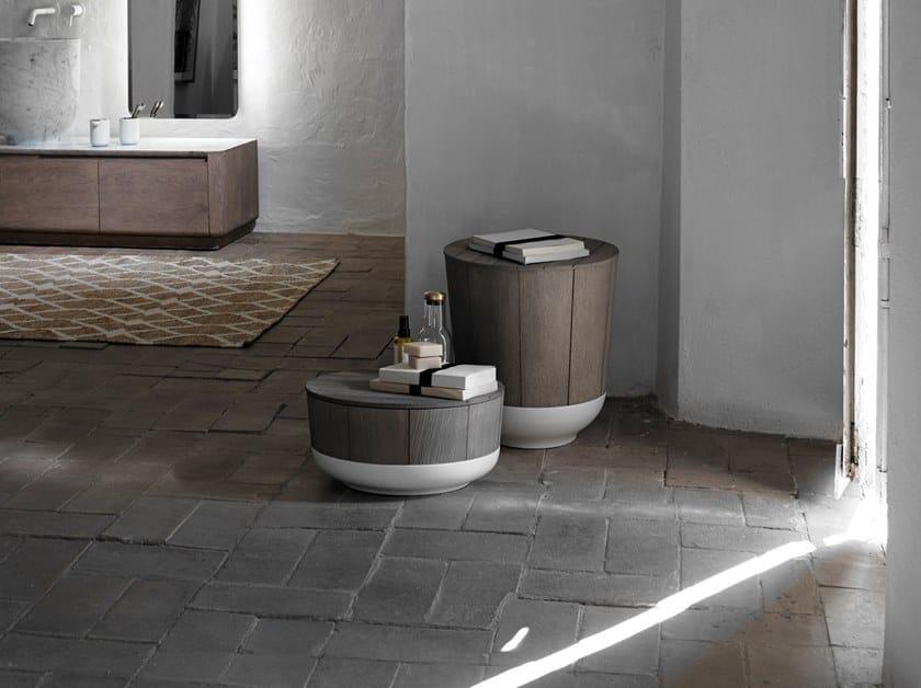 ORIGIN | Sgabello per bagno