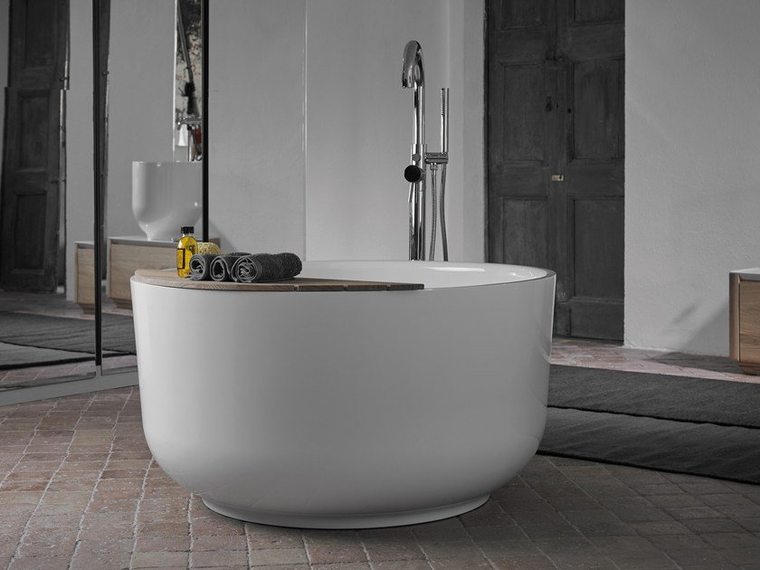 ORIGIN | Vasca da bagno ORIGIN - glossy Ceramilux®