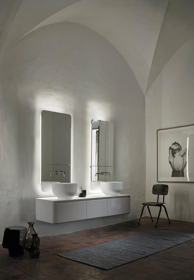 ORIGIN   Mobile lavabo doppio