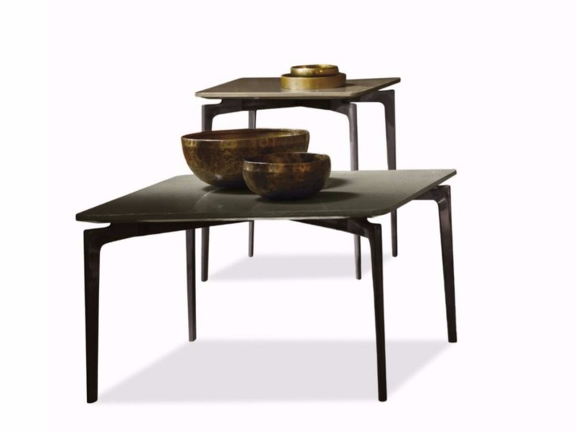 Square coffee table ORION by ALIVAR