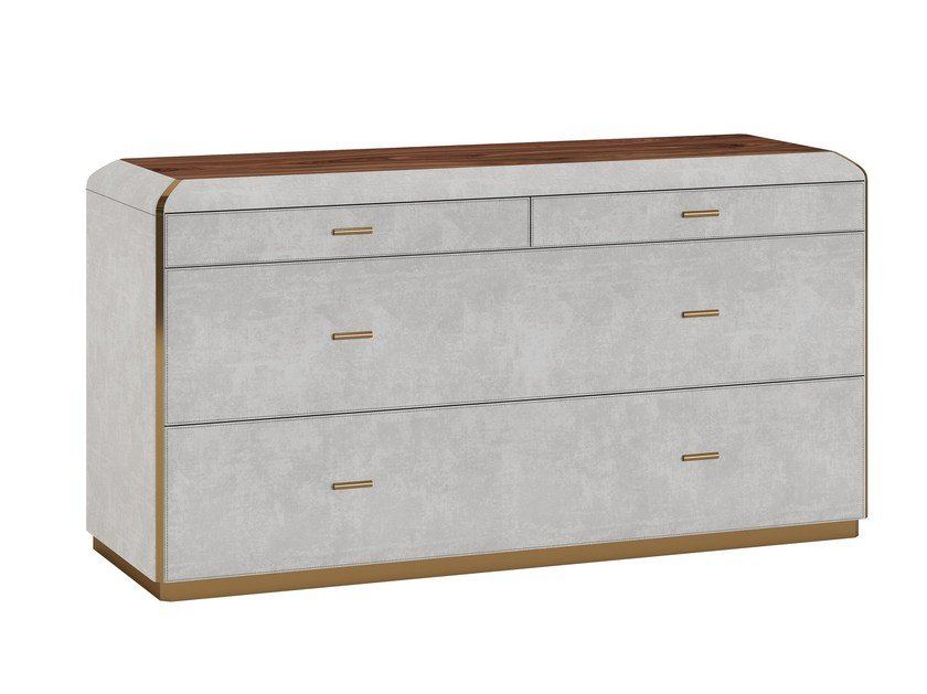 Wooden chest of drawers ORION | Chest of drawers by Capital Collection