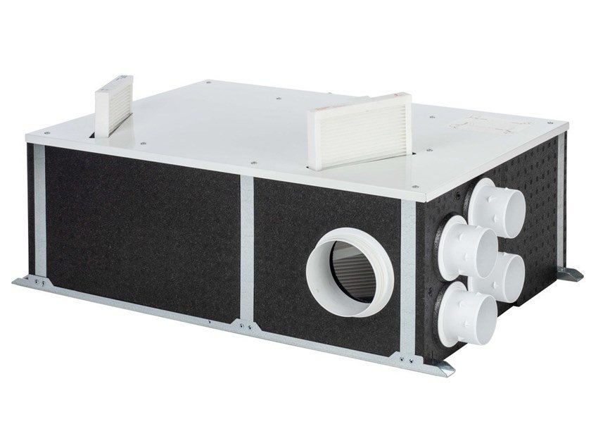 Heat recovery unit ORKA by S & P Italia