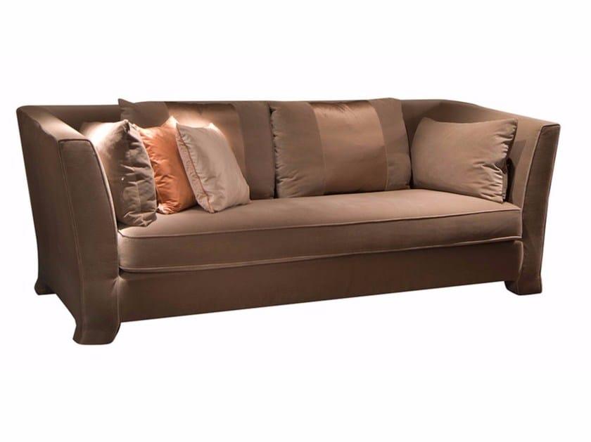 Fabric sofa ORLANDO by SOFTHOUSE