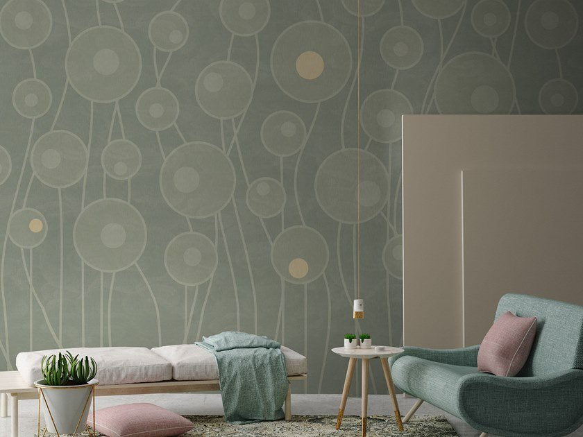 Motif vinyl wallpaper ORN18_018 | Wallpaper by OR.NAMI