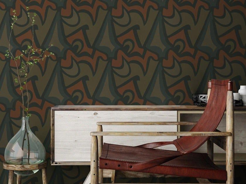 Motif vinyl wallpaper ORN18_046 | Wallpaper by OR.NAMI