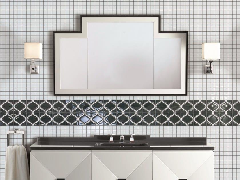 Mosaico in poliuretano per interni ed esterni ORNAMENT OCCITAN by MyMosaic