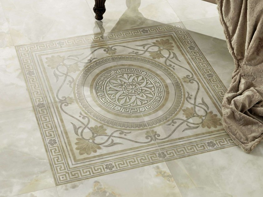 Porcelain stoneware wall tiles / flooring ORSAY by Museum