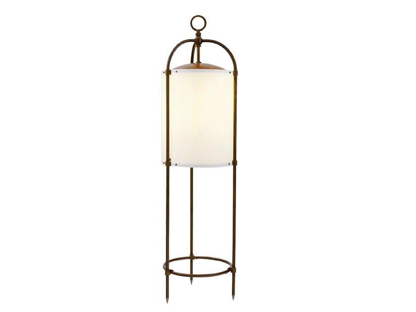 Brass Floor lamp ORTENSIA by Aldo Bernardi