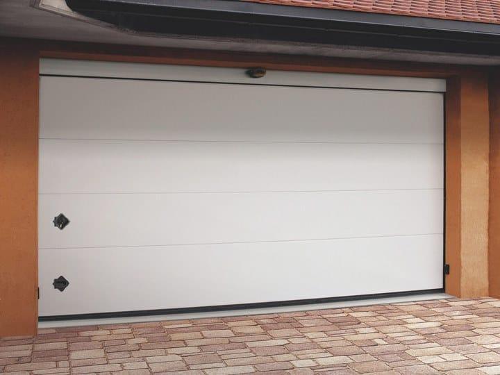 Portone da garage in alluminio ORUS by Breda