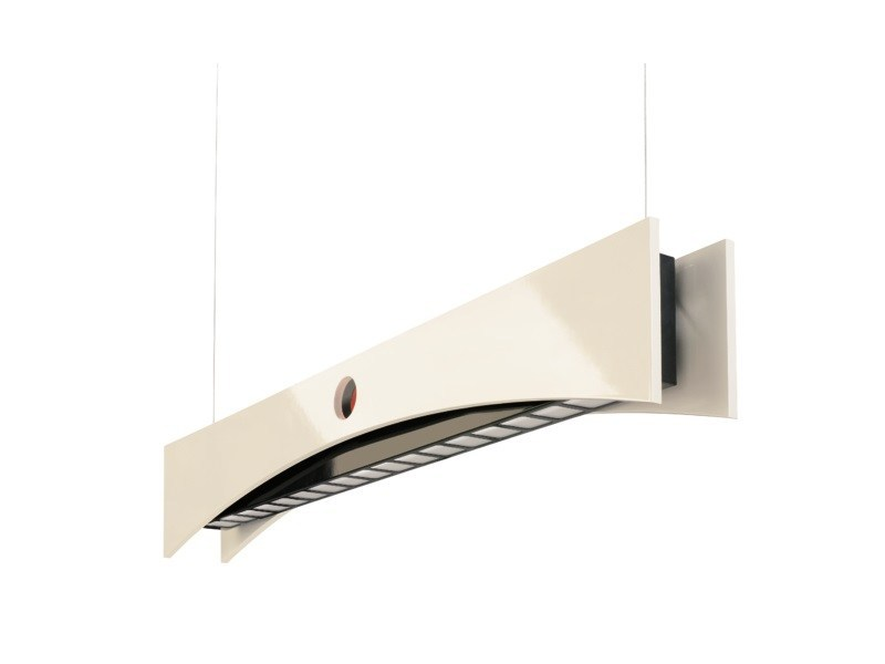 Lampada a sospensione a LED a luce diretta OSAKA by FLASH DQ