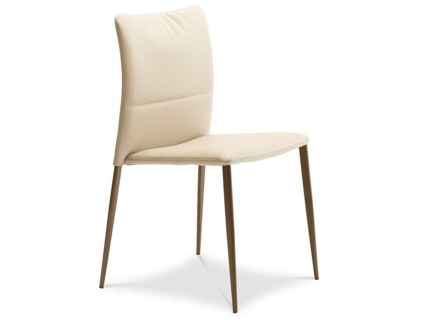 Upholstered chair OSCARINI by JORI