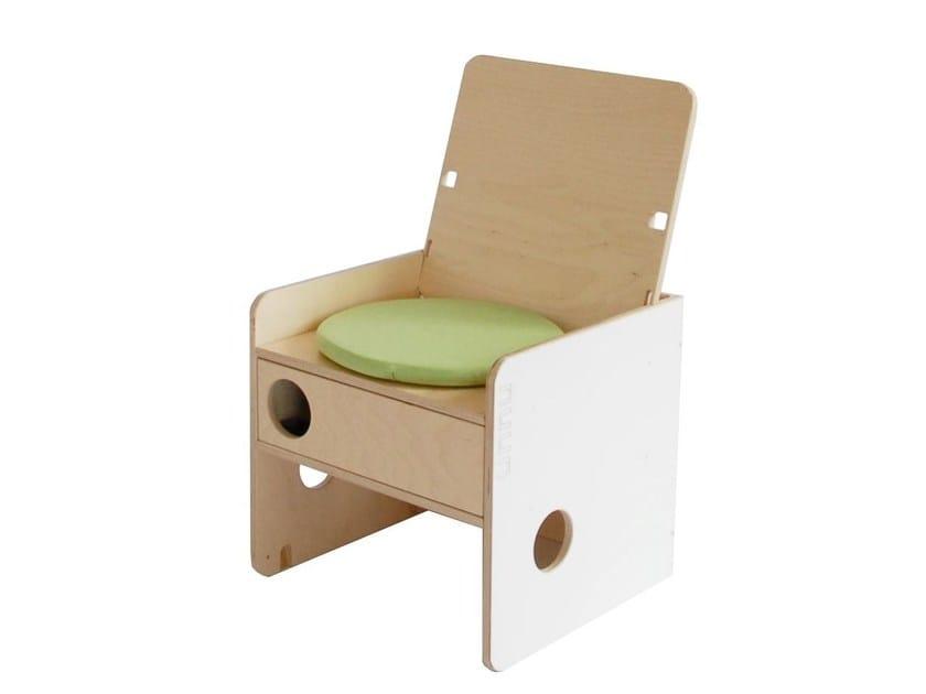 Birch kids chair OSIT by nuun kids design
