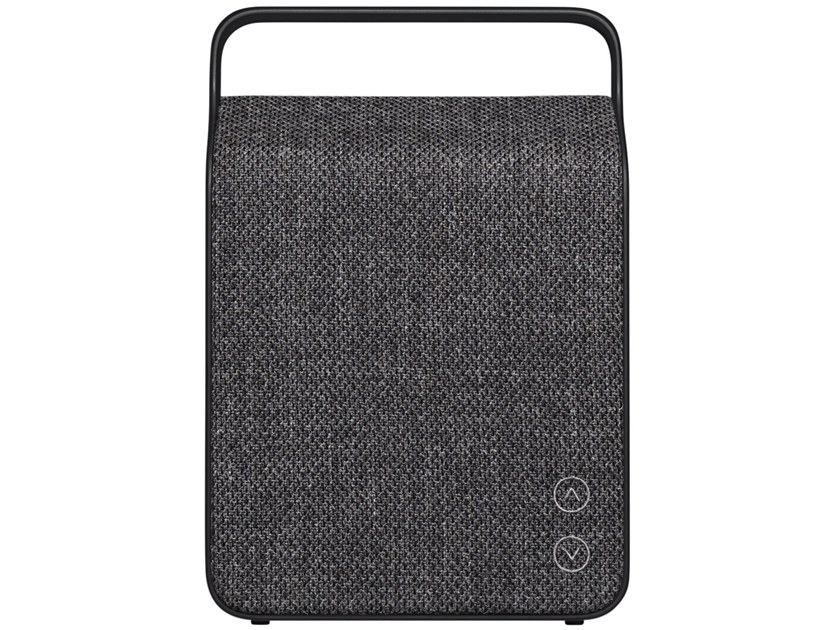 Diffusore acustico Bluetooth portatile OSLO ANTHRACITE GREY by Vifa