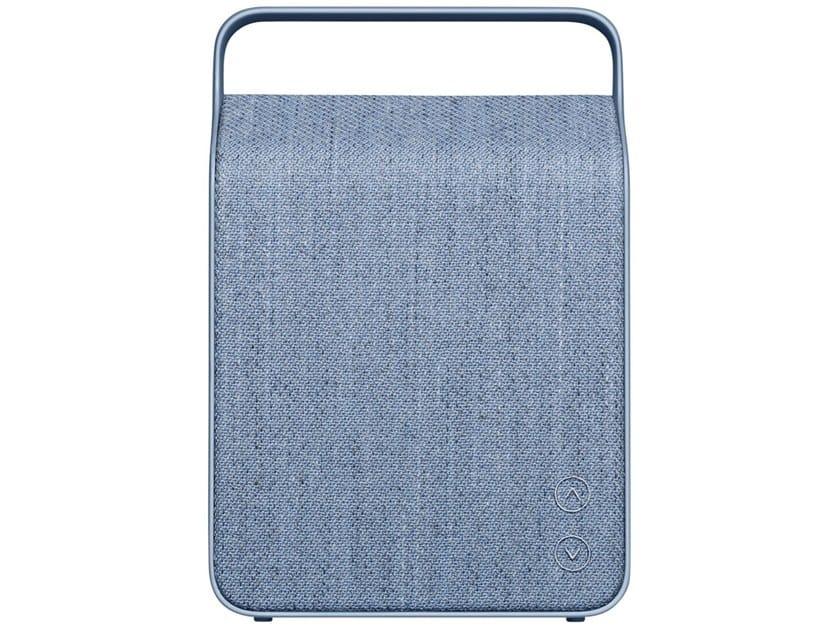 Diffusore acustico Bluetooth portatile OSLO OCEAN BLUE by Vifa