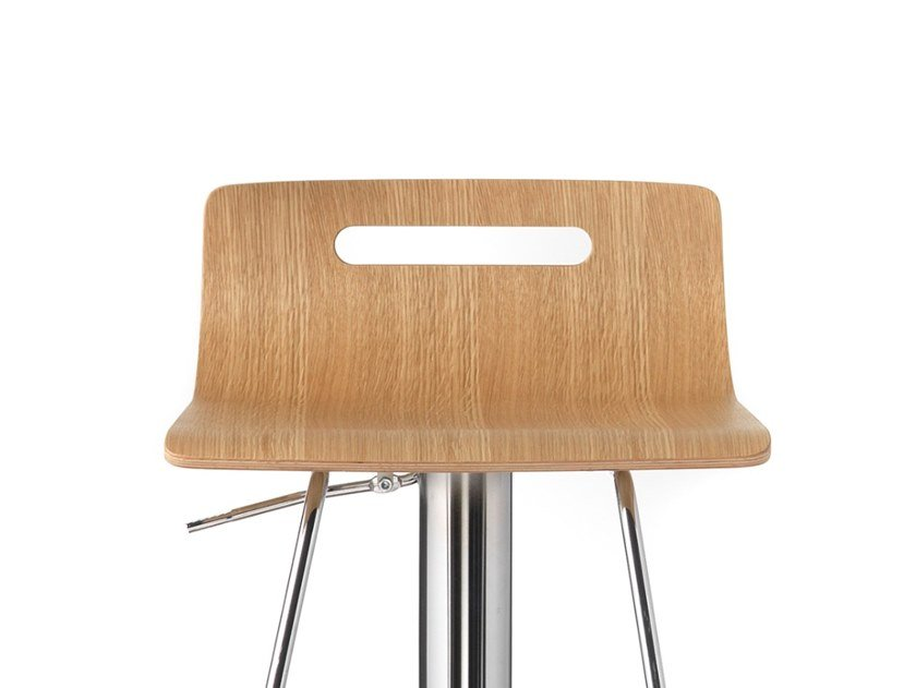 Multi-layer wood seating seat OSLO by PF Stile