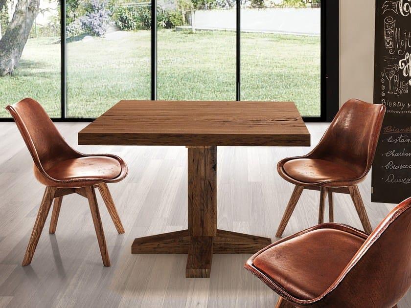 OSLO | Tavolo quadrato