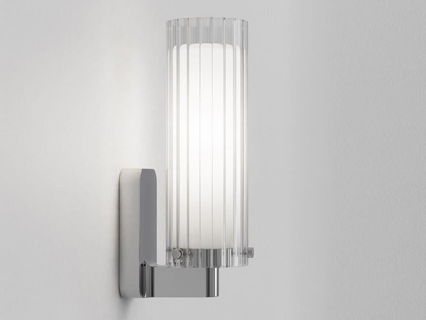 Applique murale à LED en verre à bras fixe OTTAVINO | Applique murale by Astro Lighting
