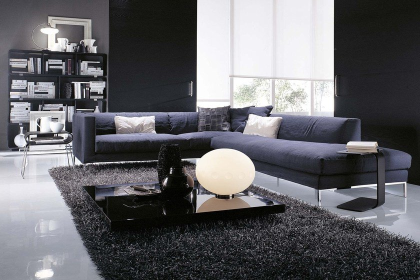 Sectional fabric sofa OTTO | Sectional sofa by Frigerio Salotti