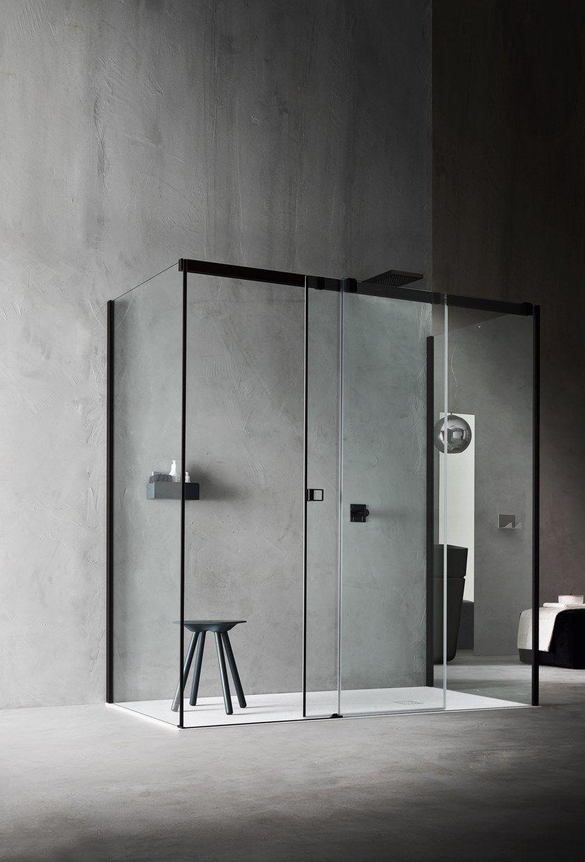 OTTO   Box doccia con porta scorrevole