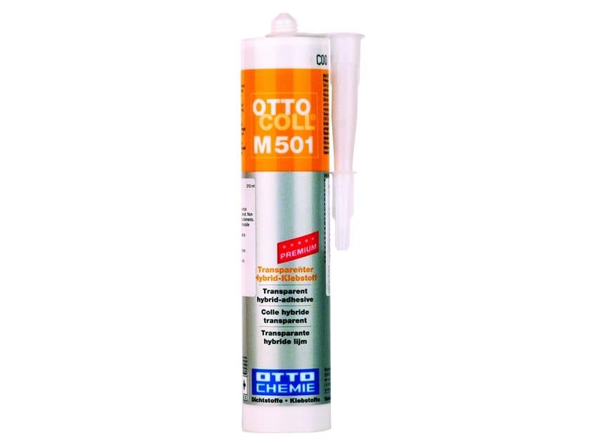 Sigillante siliconico OTTOCOLL M501 by Litokol