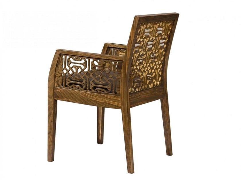 Sedie In Legno Con Braccioli : Sedia in legno con braccioli ottoman by mobi