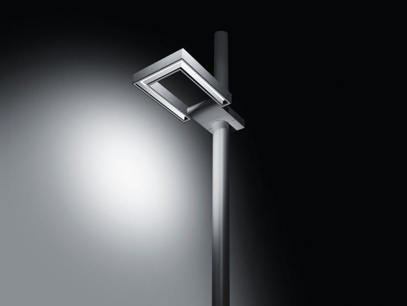 LED garden lamp post OUTLINE | LED garden lamp post by SIMES